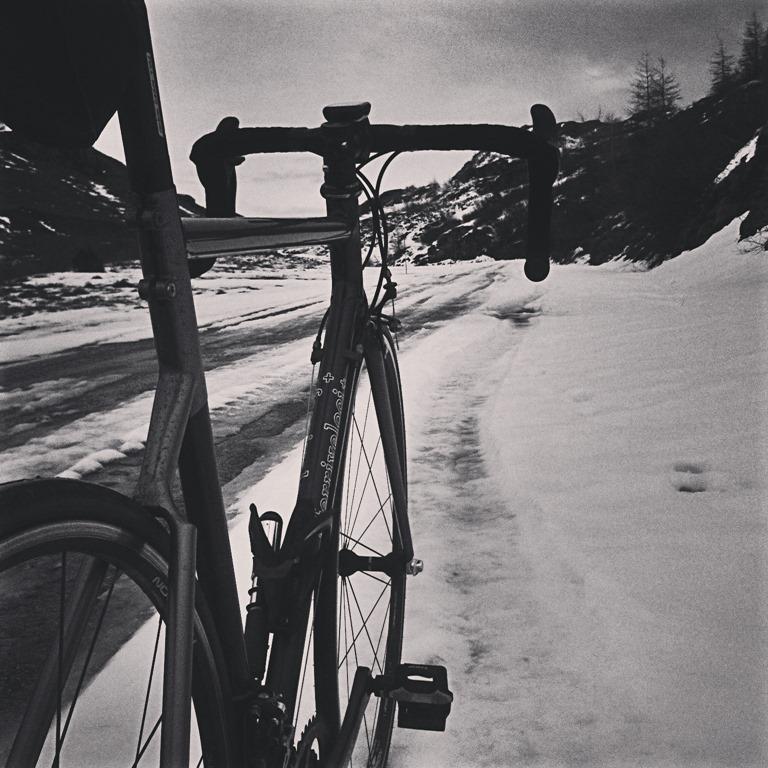 Bici da corsa riky76omnium - Finestra tra i denti ...